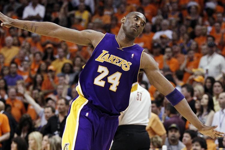 Pour Kobe Bryant et les Lakers, il s'agit... (Photo: AP)