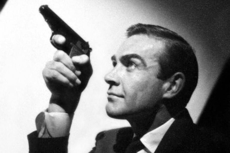 L'acteur Sean Connery n'a pas eu besoin de... (Photo: archives Bloomberg)