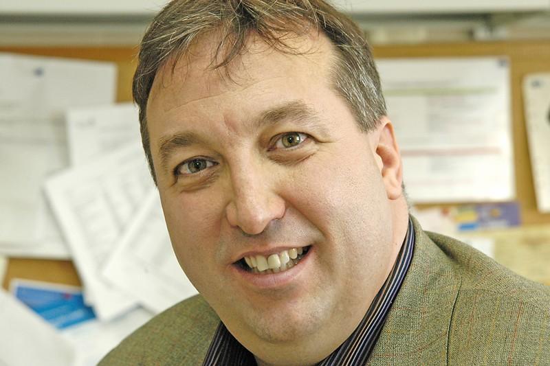 Normand Mousseau, auteur du livre L'avenir du Québec... (Photo fournie par l'Université de Montréal)