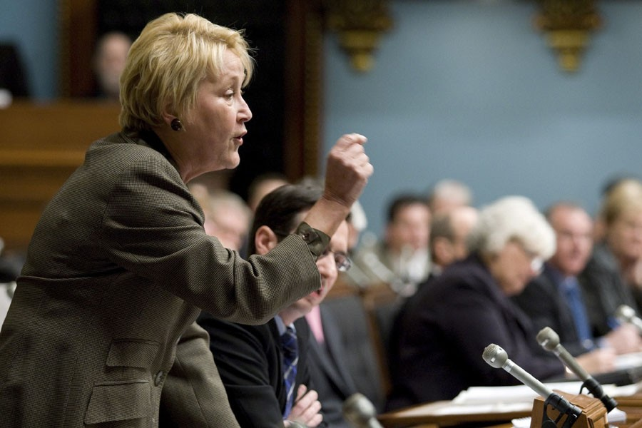 Le Parti québécois s'inquiéte des propos d'un ex-enquêteur... (Photo: Archives Reuters)