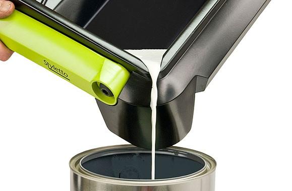 Le bac à peinture Styletto (entreprise établie à... (Photo: www.styletto.com)