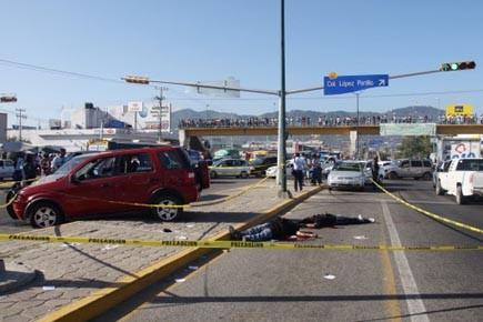 Guerrero est l'un des États mexicains les plus... (Photo: archives Reuters)