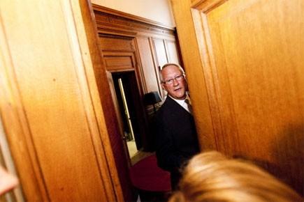 Le maire soutient que le dossier TELUS est... (Photo: Martin Tremblay, La Presse)