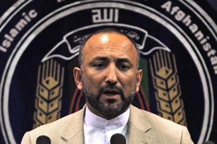 Le bureau du président Karzaï a annoncé par... (Photo: Massoud Hossaini, AFP)
