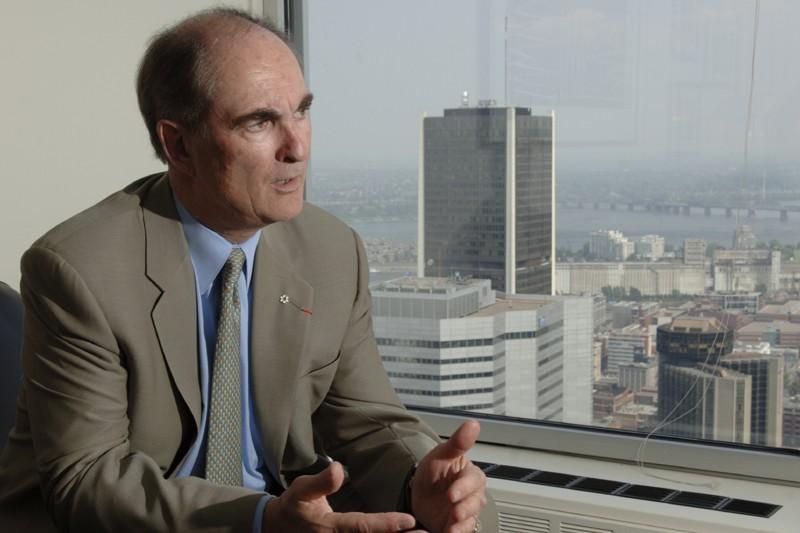 «La première récession globale amène des repositionnements: l'influence... (Photo Martin Chamberland, La Presse)