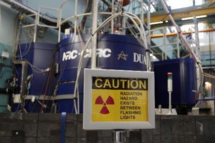 Les réacteurs NRU de Chalk River en Ontario.... (Photo: Chris Wattie, archives Reuters)