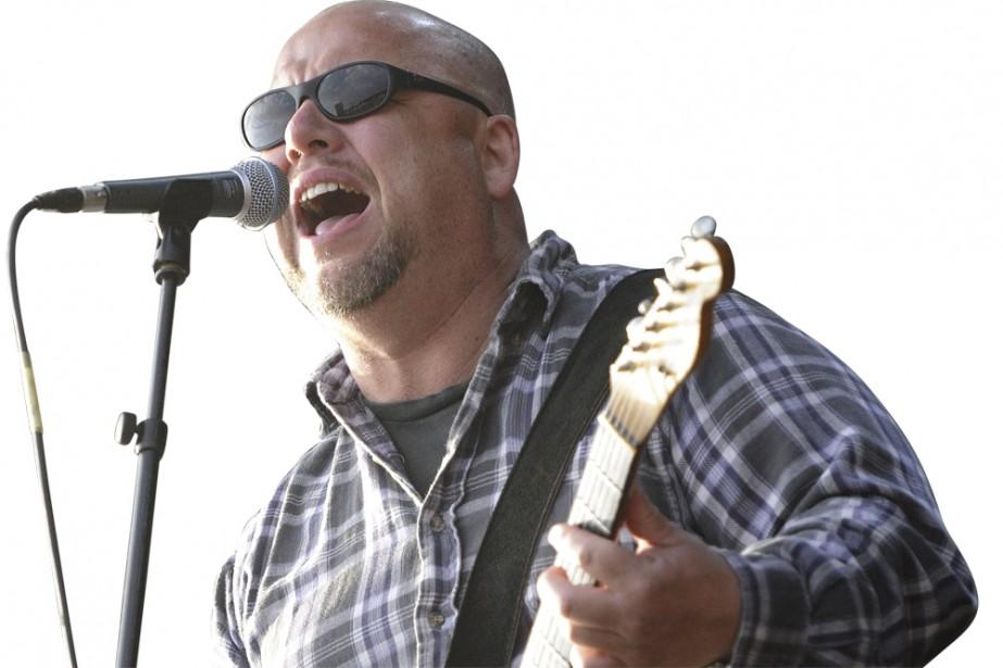 Frank Black du groupe Pixies.... (Photo: AFP)
