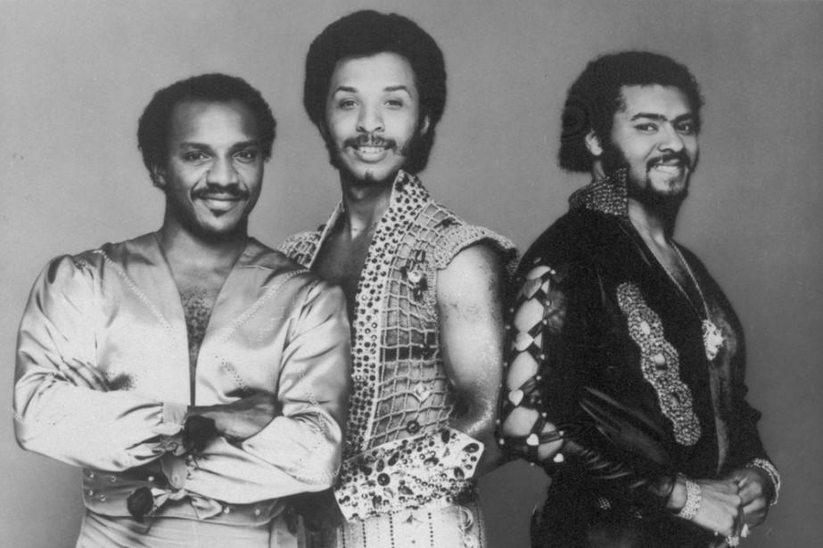 Ernie Isley, Chris Jasper et Marvin Isley des... (Photo: archives AP)