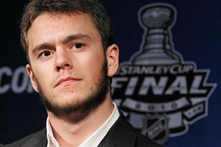 «D'avoir vu les Penguins de Pittsburgh venir de... (Photo: Shaun Best, Reuters)
