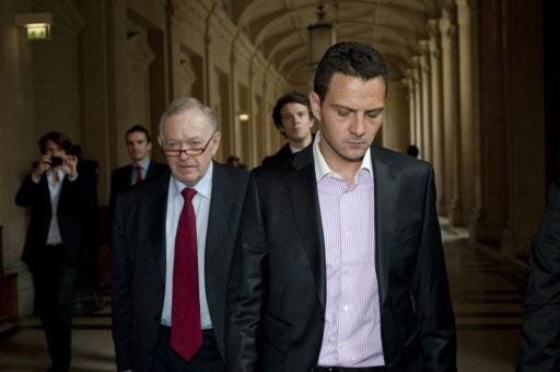 Le financier Jérôme Kerviel.... (Photo AFP)