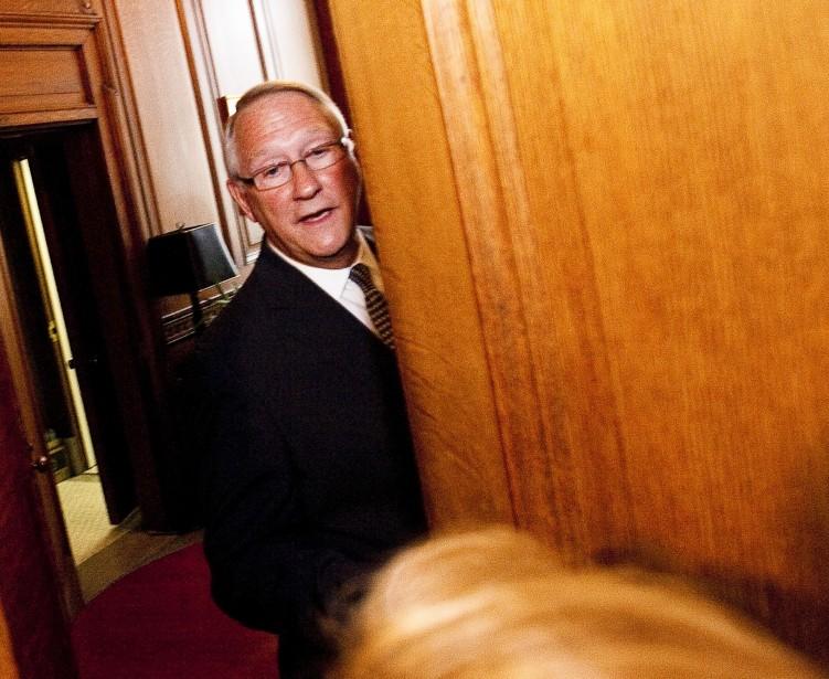 Le maire de Montréal, Gérald Tremblay.... (PHOTO: MARTIN TREMBLAY, ARCHIVES LA PRESSE)