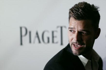 Ricky Martin... (Photo: Reuters)