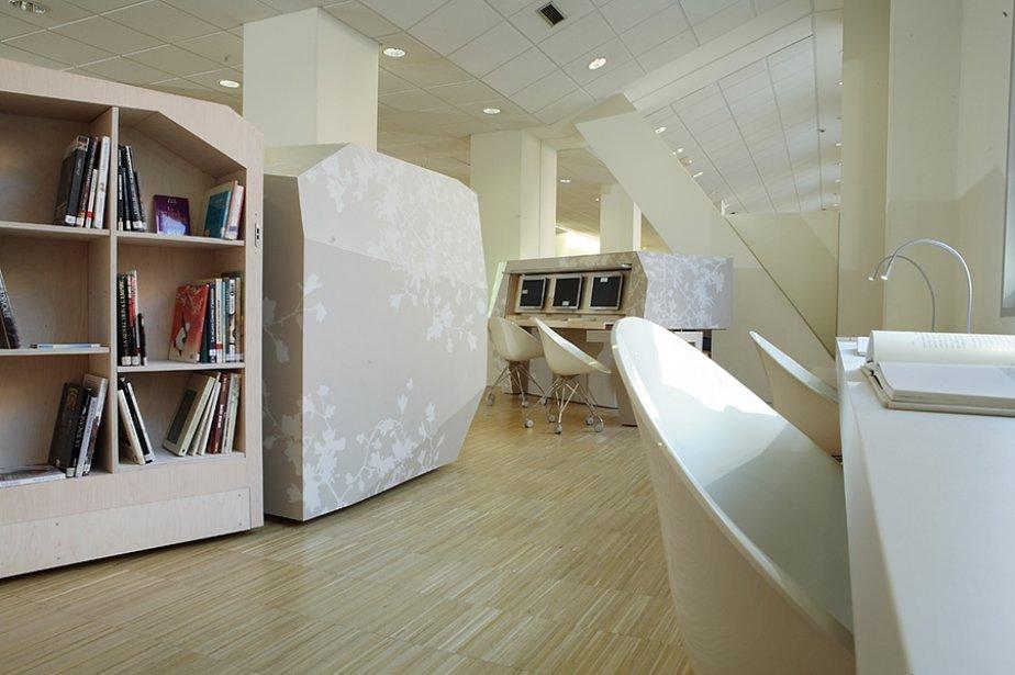 l 39 art dans les h pitaux fran ais cyberpresse. Black Bedroom Furniture Sets. Home Design Ideas