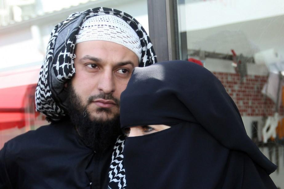 Lies Hebbadj a eu 15 enfants avec quatre... (Photo: AFP)