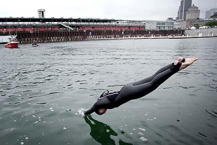 Heidi Levasseur s'est donné le défi de parcourir... (Photo: Marco Campanozzi, La Presse)