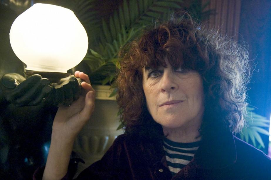 Marie-Claire Blais estime ne pas en demander trop... (Photo: Rémi Lemée, archives La Presse)