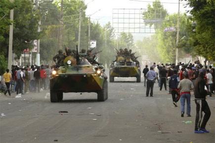 Des affrontements et des échanges de tirs entre... (Photo: Reuters)