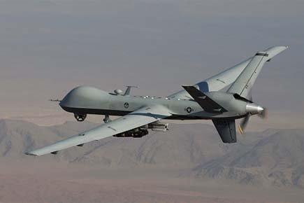 Un drone utilisé par les États-Unis....