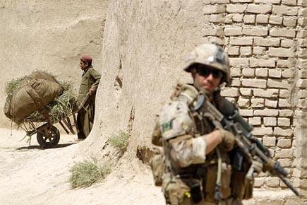 29 soldats des forces internationales ont péri en... (Photo: Reuters)