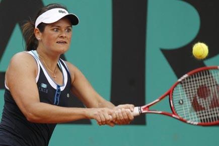 Aleksandra Wozniak dispute ce tournoi pour préparer le... (Photo: Bogdan Cristel, Reuters)
