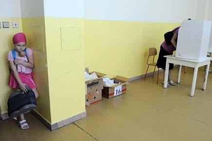 Les résultats officiels des élections en Slovaquie sont... (Photo: AFP)