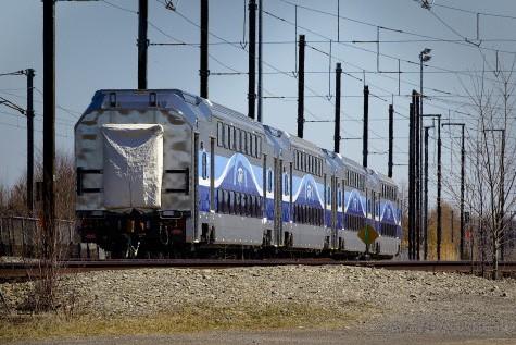Quel sera l'effet de la proximité du train... (Photo: André Pichette, La Presse)
