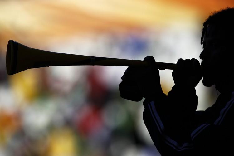 Les vuvuzelas ne seront pas bienvenues pendant les... (Photo: AP)