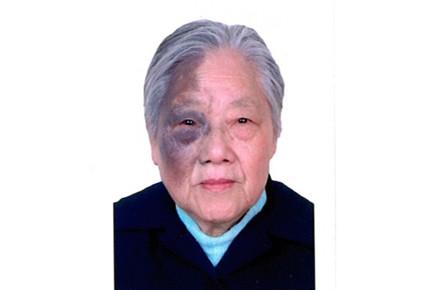 Chen Yunying est âgée de 79 ans. Elle... (Photo fournie par le SPVM)