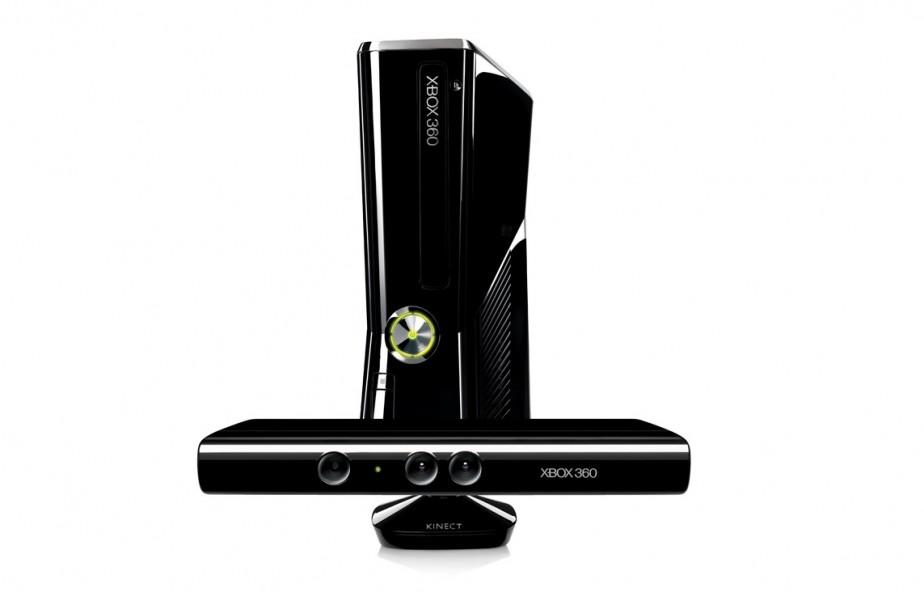 La nouvelle Xbox dotée du module Kinect... (Microsoft)
