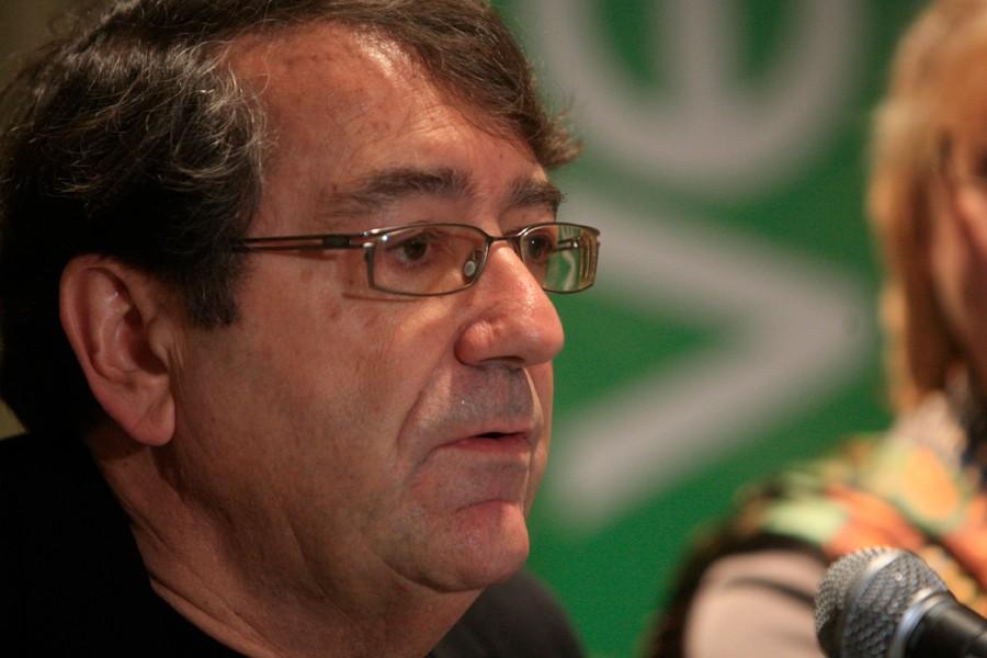 L'ancien chef adjoint du Parti vert du Canada,... (Photo: Martin Chamberland, Archives La Presse)