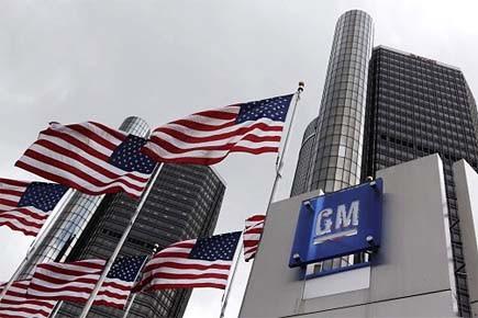 Les ventes de GM ont atteint 199 692... (Photo: archives AP)