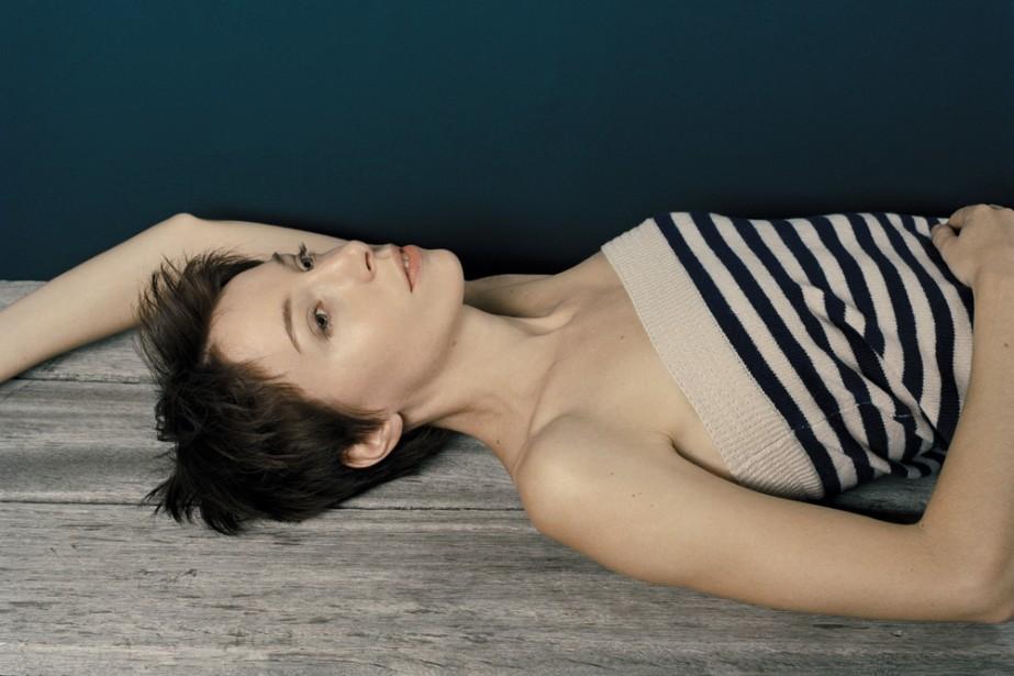 Jeanne Cherhal... (Photo: Valérie Archero)