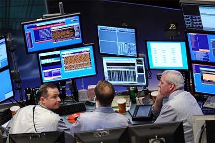 La Bourse de Toronto a clôturé en affichant une légère hausse,... (Photo: AFP)