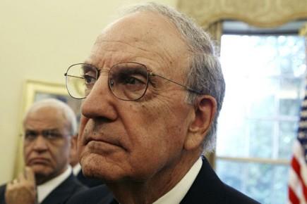 L'émissaire américain George Mitchell.... (Photo: Reuters)