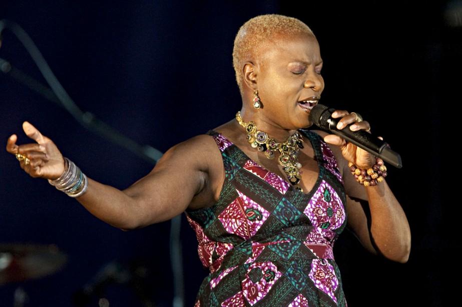 La Grande fête multiculturelle d'Angélique Kidjo relevait comme... (Photo: François Roy, La Presse)