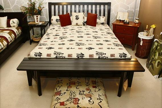 Le futon-lit est en train de s'installer pour... (Le Soleil, Laetitia Deconinck)