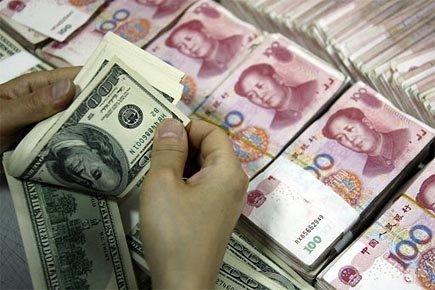 Les États-Unis, qui accusent la Chine de sous-évaluer... (Photo: Reuters)
