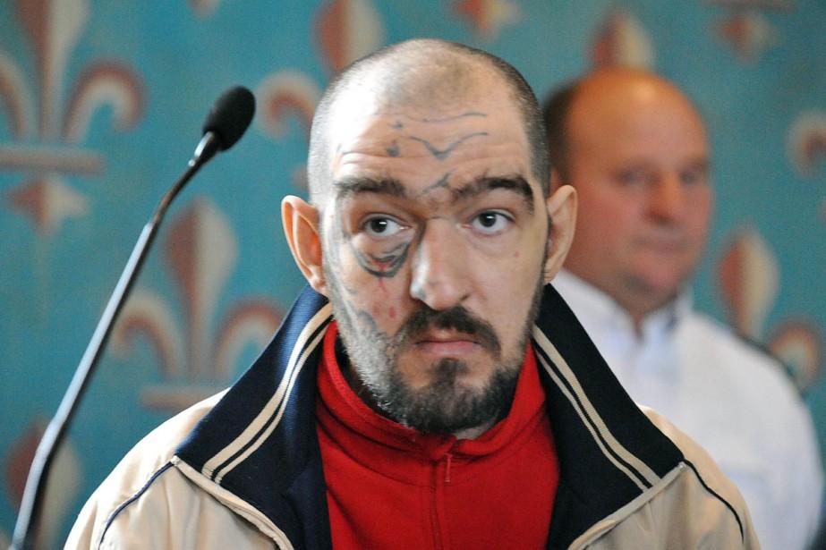 Nicolas Cocaign, surnommé le «cannibale de Rouen».... (Photo: AFP)