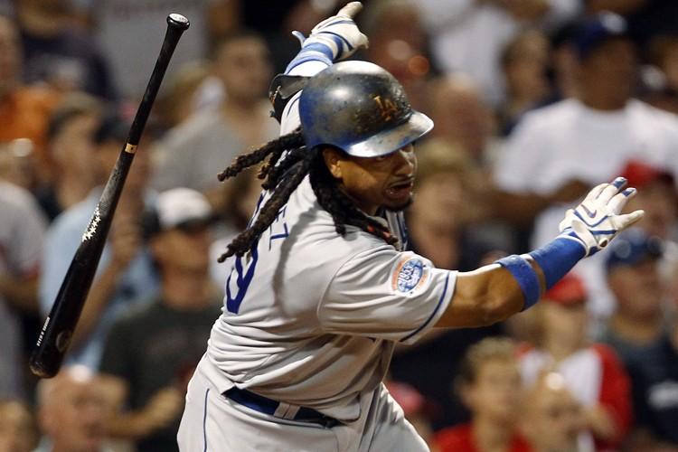 Manny Ramirez... (Photo: Reuters)