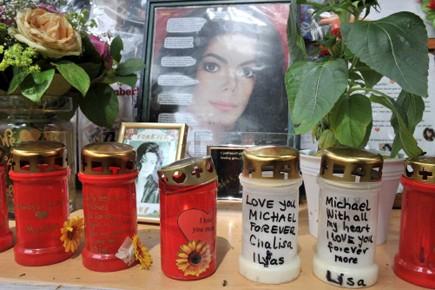 Les autorités de la ville natale du chanteur Michael Jackson lui... (Photo: AFP)