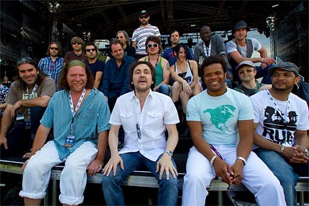 Parmi les nombreux artistes qui participeront au spectacle,... (Photo: André Pichette, La Presse)