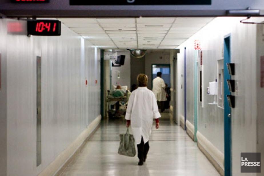 La FIQ, qui représente 58 000 infirmières, est... (Archives La Presse)