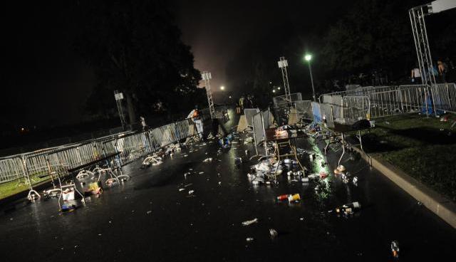 L'agression est survenue le soir de la St-Jean,... (Le Soleil, Martin Martel)
