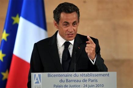 Nicolas Sarkozy ambitionne d'économiser 95 milliards d'euros.... (Photo: Reuters)