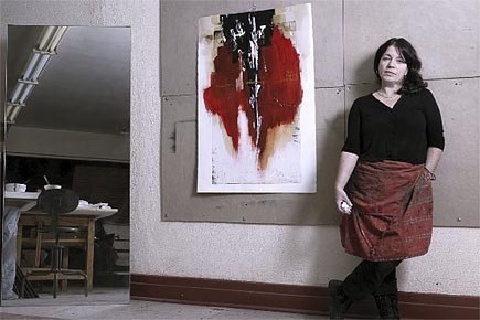 Lisa Tognon présente ses dessins à la Maison... (Photo: fournie par l'artiste)