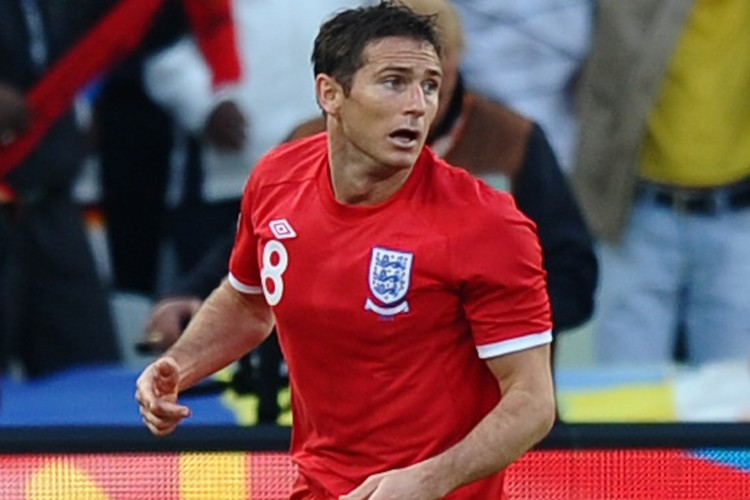 Frank Lampard... (Photo: AFP)
