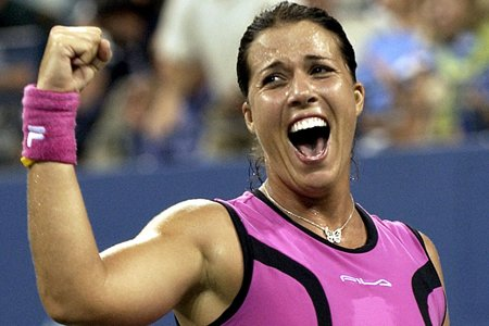 Jennifer Capriati... (Photo: AFP)