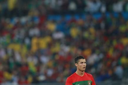 Le marqueur vedette du Portugal, Cristiano Ronaldo, aura... (Photo: AFP)