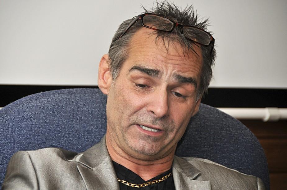 Roger Saulnier... (Le Quotidien, Jeannot Lévesque)