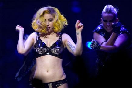 Le 27 juin, la chanteuse américaine Lady... (Photo: Alain Roberge, La Presse)